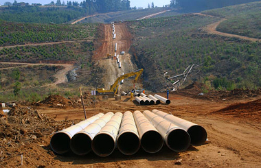gas-pipeline-construction