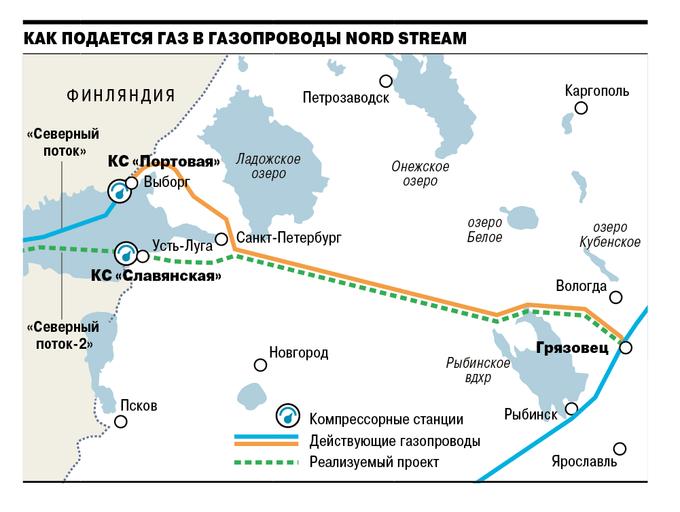 «Газпром» в текущем 2018-ом хочет вдвое увеличить инвестиции в«Турецкий поток»